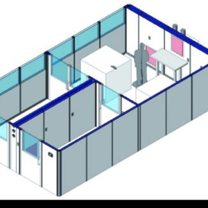 Cleanrooms - ISO 4 5 6 7 & 8 Cleanrooms // ESC Serves Canada and USA