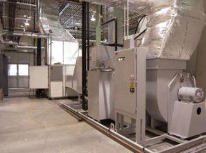 8,000 CFM Low Humidity Make Up Air