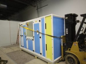 AHU Delivery