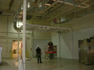 Air Handling Unit Platform