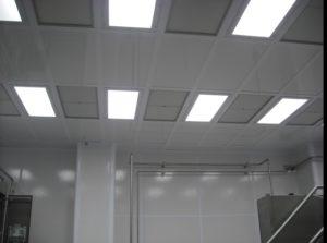 ALUMA T Cleanroom Ceiling