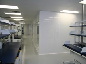 ALUMA1 Cleanroom Exterior