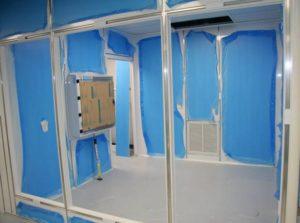 Cleanroom Framing
