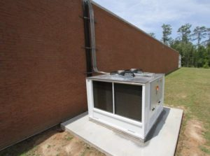 Air Cooled Condensing Unit - ECM Condenser Fans