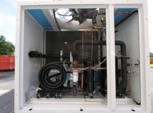 Air Cooled and Water Cooled Condensing Unit
