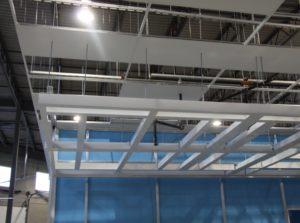 Cleanroom Return Air Plenum