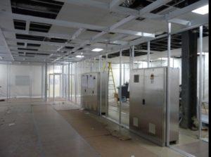 ALUMA1 Cleanroom Framing
