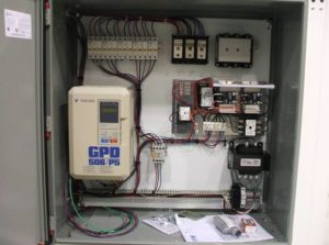 Package Roof Mounted Air Handling Unit - Line Voltage Electrical
