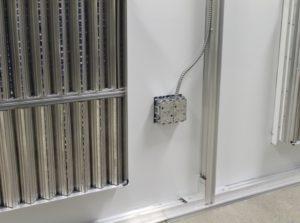 Cleanroom Return Air Balancing Damper