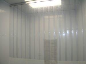 Strip Curtain Barrier