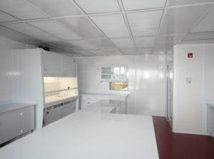 Trace Metals ALUMA1 Cleanroom Wall System