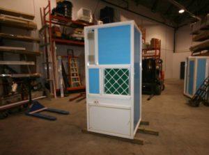 Cleanroom Package Air Handling Unit
