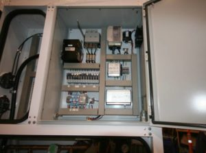 AHU Electrical Panel