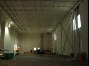 Cleanroom Pre Floor