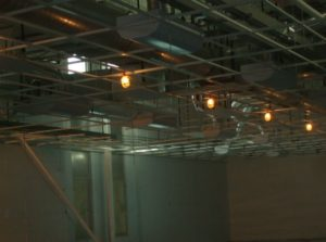 Cleanroom T Bar Ceiling