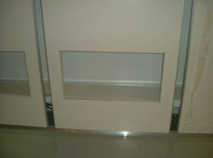 OXATHERM Wall System - Return Air Openings