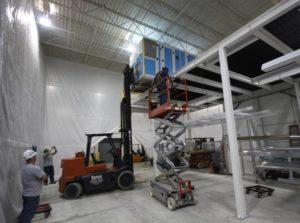 AHU - Installation
