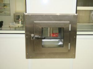 Stainless Steel Pass Through