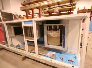 Unit Framing - Humidifier