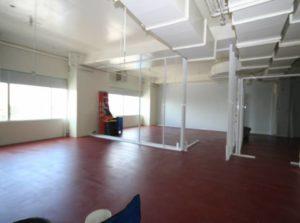 Trace Metals ALUMA1 Cleanroom MMA Floor