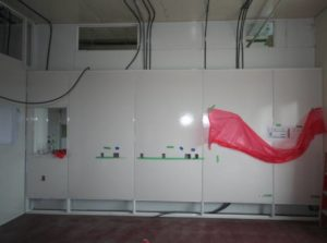 Trace Metals Cleanroom PolyPropylene Casework