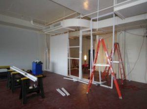 Trace Metals ALUMA1 Cleanroom Wall System Framing
