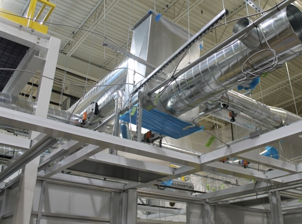 Cleanroom Ceiling Systems Esc Cleanroom Amp Critical
