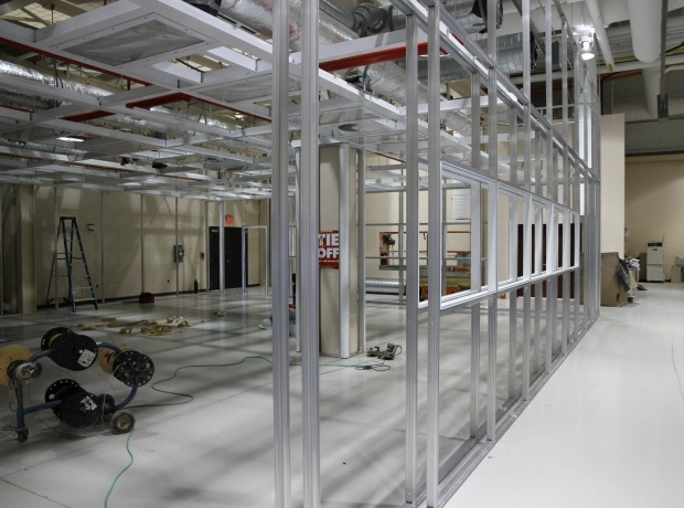 Wall Systems Esc Cleanroom Amp Critical Environment