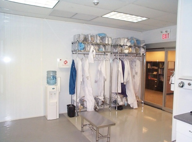 Cleanroom Change Room Options Esc Cleanroom