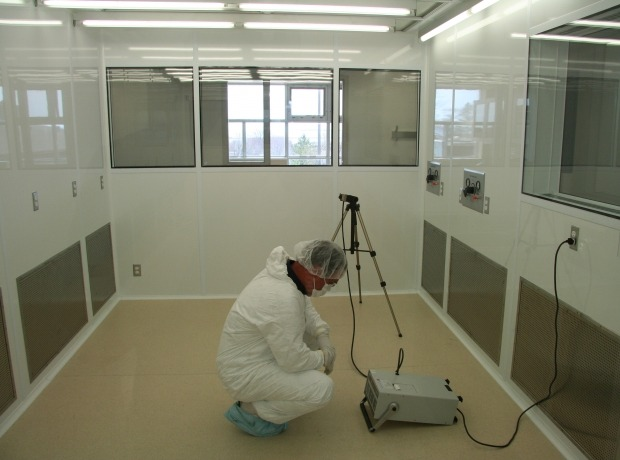 Cleanroom Commissioning Certification Esc Cleanroom