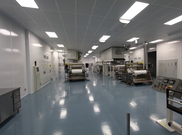 Clean Room Flooring : Cleanroom flooring esc critical