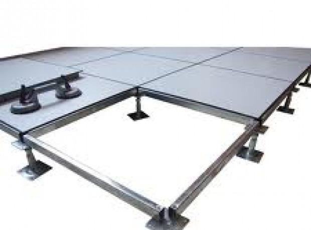 Clean Room Raised Floor : Cleanroom flooring esc critical