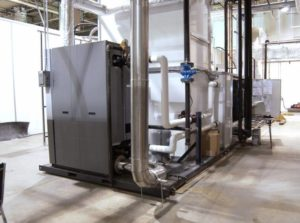 High Efficiency Condensing Glycol Boiler
