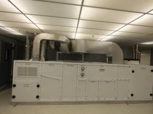 Cleanroom AHU Walk In Cooler