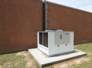 Air Cooled Condensing Unit - Digital Scroll Compressor