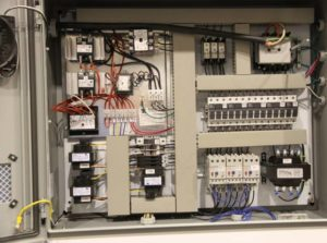 AHU Electrical Panel