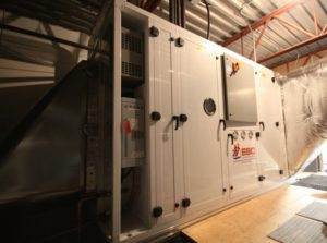 Cleanroom Air Handling System