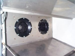 Cleanroom Direct Drive Fan Inlet