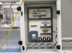 Package Roof Mounted Air Handling Unit - Control Panel