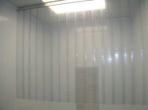 Strip Curtain Barrier