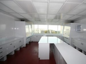 Trace Metals Cleanroom