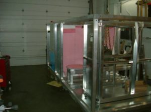 Air Handling Unit Framing