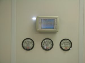 Magnehelic Gauges & Carel Display