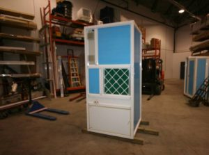 Cleanroom Package Air Handling Unit