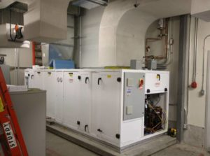 NINT Nano-tech AHU Commissioning