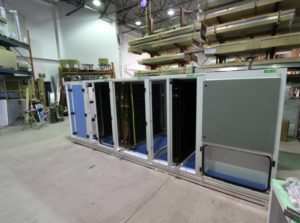 Sectional AHU Design
