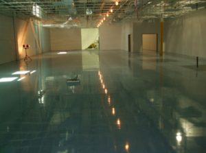 Cleanroom Acrylic Floor