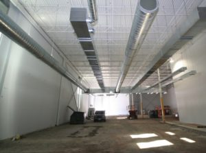 Cleanroom Ductwork
