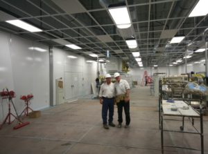 Cleanroom Installation