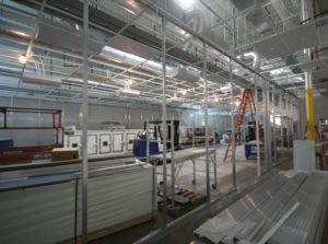 ALUMA1 Wall System Framing